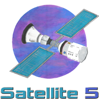 Satellite 5 Logo