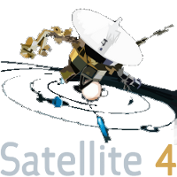 Satellite 4 Logo
