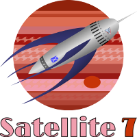 Satellite 7 Logo