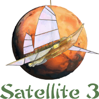 Satellite 3 Logo