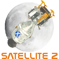 Satellite 2 Logo